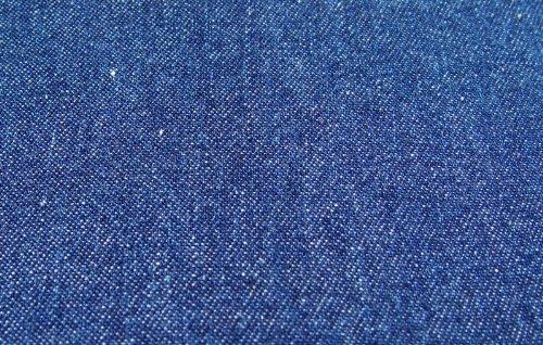 BedLounge Hypoallergenic (Regular Size, 100% Cotton Cover, Denim Color): The Ultimate Back Wedge, Bed Rest, Back Support, Comfort Reading Pillow