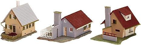 Edificio para modelismo ferroviario Faller