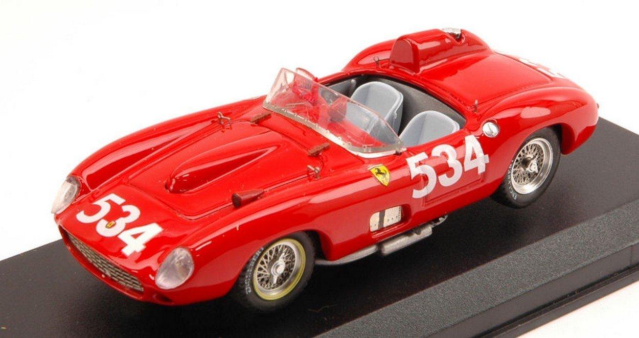 Precio al por mayor y calidad confiable. Art Art Art Model AM0157 Ferrari 335 S N.534 MM57 1:43 MODELLINO Die Cast Model  excelentes precios