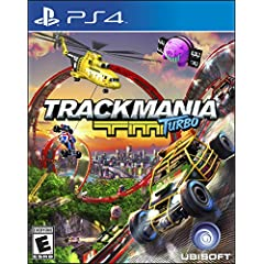 Ubisoft announces the Upcoming Release of TrackMania Turbo for PlayStation 4, Xbox One, and PC