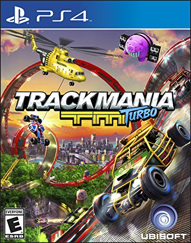 TrackMania Turbo (2011) (Video Game)