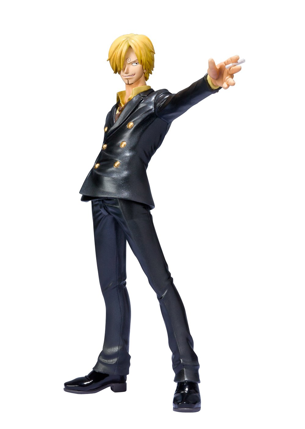 - One Piece Sanji Figuarts Zero The New World Version