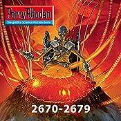 Perry Rhodan: Sammelband 28 (Perry Rhodan 2670-2679) | Marc A. Herren, Christian Montillon, Uwe Anton, Verena Themsen, Hubert Haensel, Wim Vandemaan