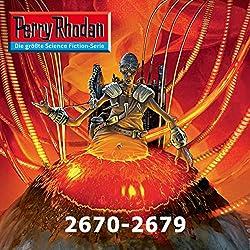 Perry Rhodan: Sammelband 28 (Perry Rhodan 2670-2679)