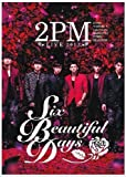2PM - SIX BEAUTIFUL DAYS concert in Japan 2012 (Korean Music DVD) by 2PM