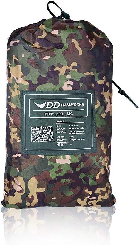 DD Tarp//Bache 3X3 camouflage