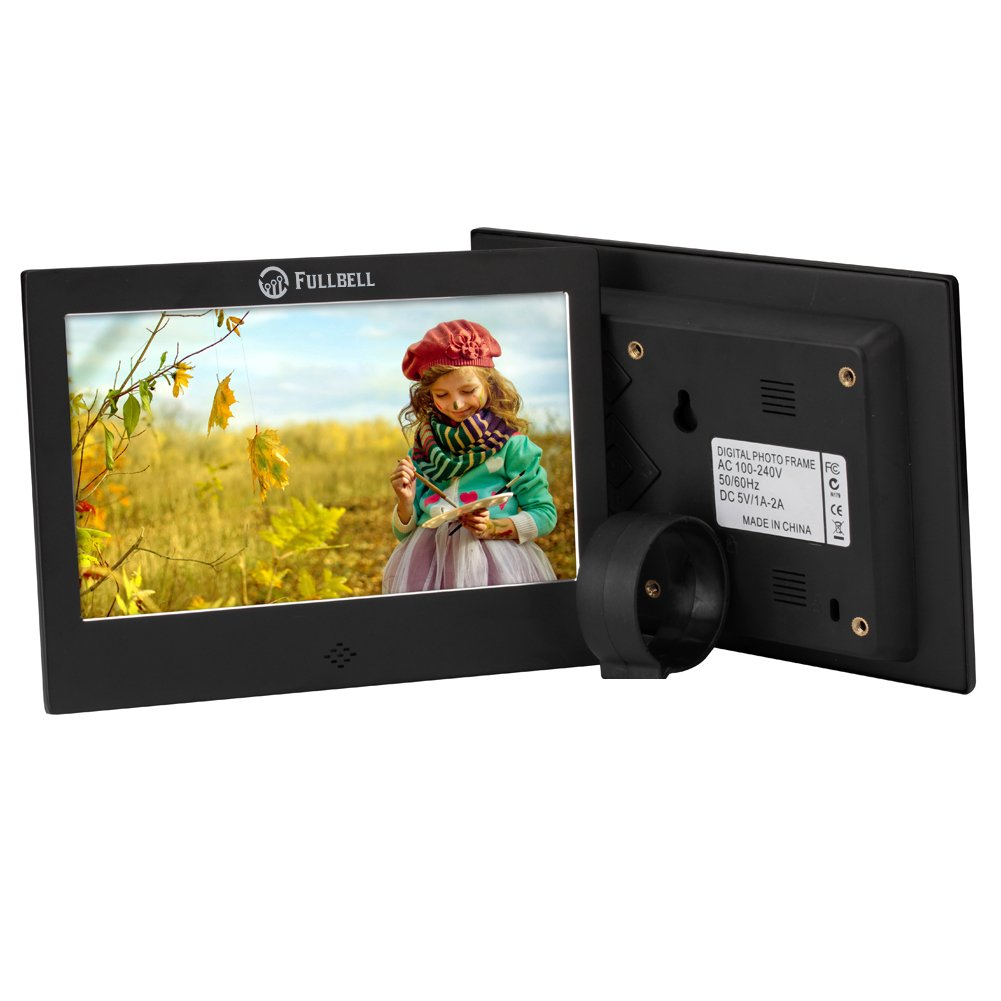 Amazoncom Fullbell 7 Inch Digital Picture Frame Fu Dpf7ba With
