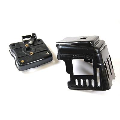 PCC MOTOR 5Z Mini Pocket Dirt Bike Air Filter Box 33cc 43cc 47 49cc AF21: Toys & Games