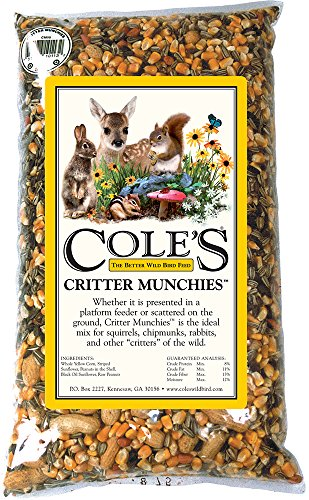 Cole's CM20 20 Pound Critter (Kaytee Squirrel)