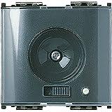 Vimar serie idea cronotermostato batteria grigio amazon for Fantini cosmi c48