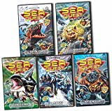 Sea Quest Special Series 5 Books Collection Pack Set (13: Rekkar the Screeching Orca, 14: Tragg the Ice Bear, Special 2: Skalda the Soul Stealer, Stengor the Crab Monster, 16: Gubbix the Poison Fish)
