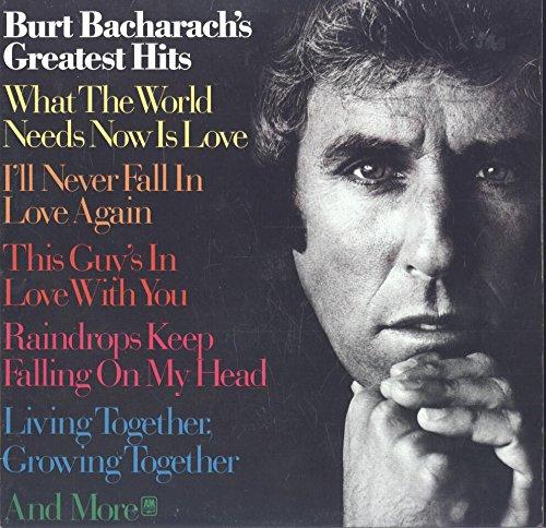 Burt Bacharach: Greatest Hits LP VG++ Canada A&M SP 69853