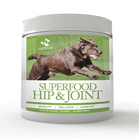 Amazon.com : Earth Vet Superfood Hip & Joint Formula for Dogs ...