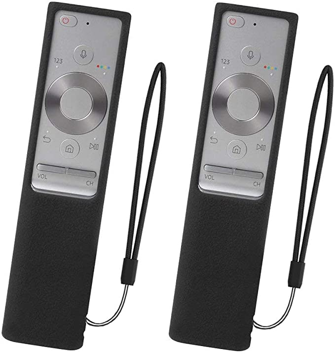 2 Pack Samsung Qled Tv Fernbedienung Hülle Sikai Elektronik