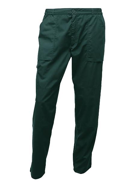 288a1e6586ec REGATTA Hombre Action multibolsillos Pantalones de senderismo  Amazon.es   Ropa y accesorios
