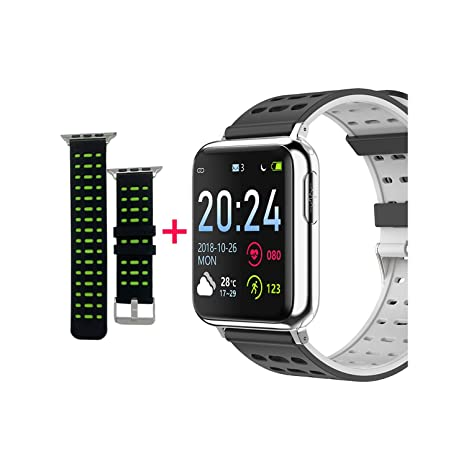 Amazon.com: Actividad Deporte Fitness Reloj Inteligente de ...