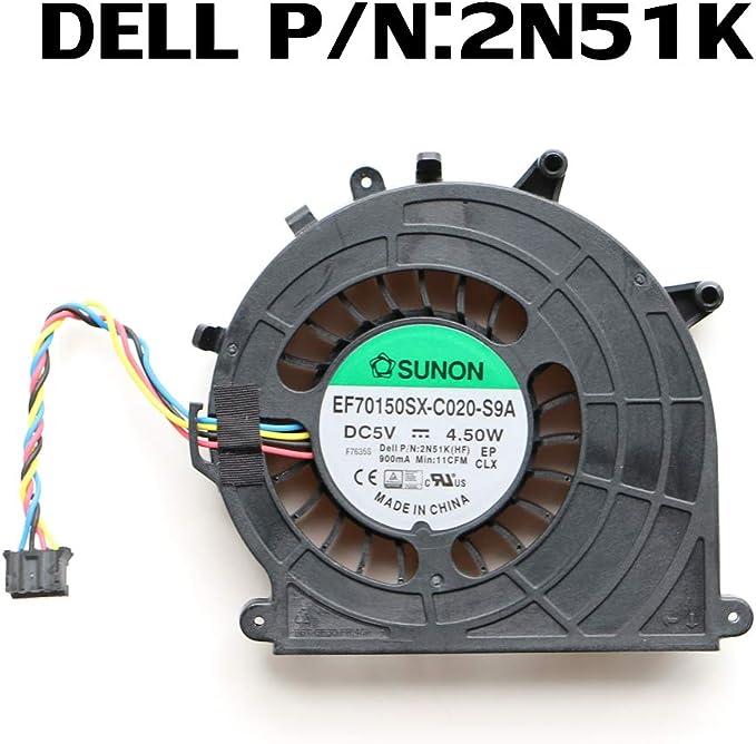 Microventilador de CPU para DELL Optiplex 3020 3020m 9020 9020m ...
