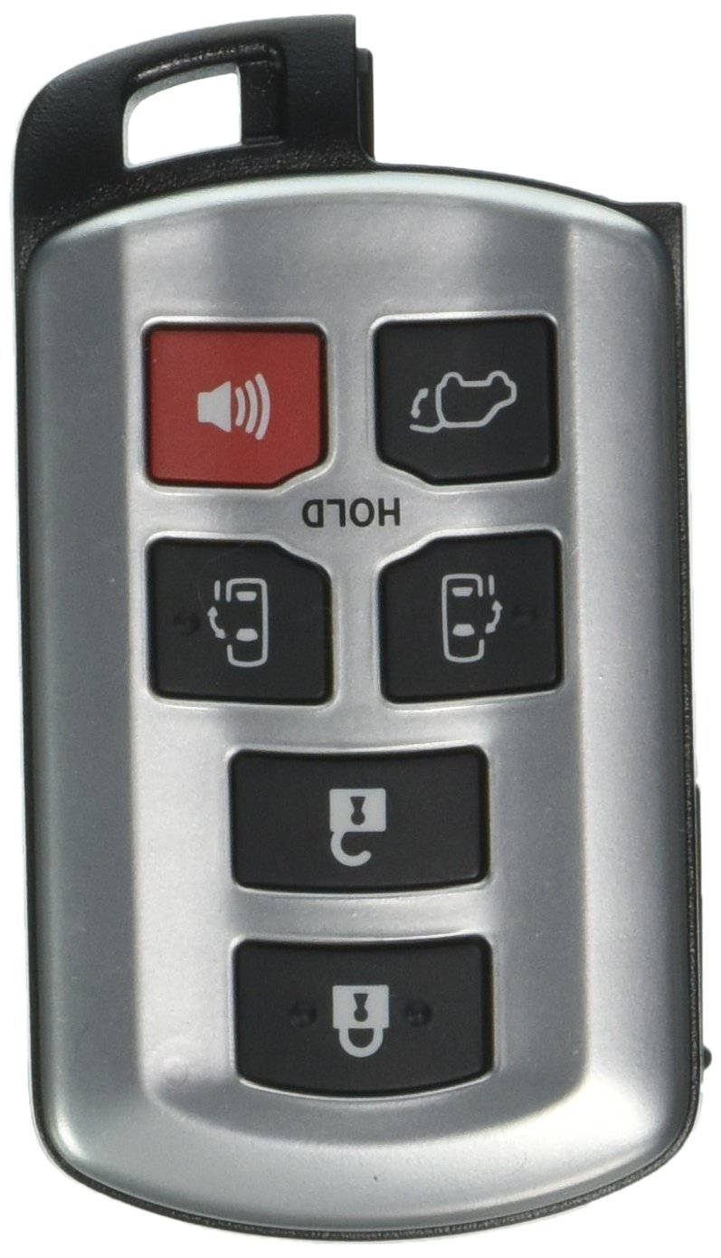 Toyota 89904-08010 Remote Control Transmitter for Keyless Entry and Alarm System