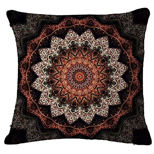 handwoven boho christmas ikat pillow pattern pillows geometric red