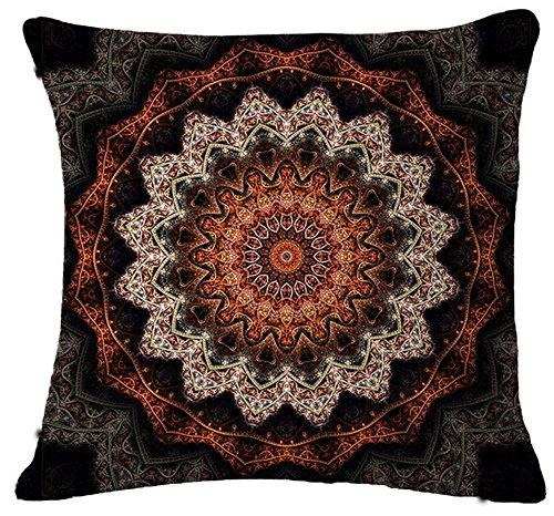 European Retro Floral Compass Bohemian Boho Moroccan Style G