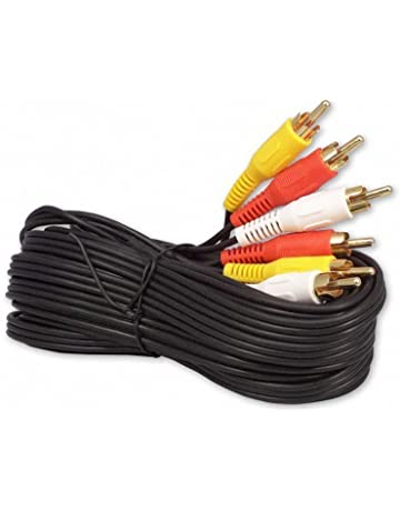 Awesome Amazon Com Rca Cables Wiring Digital Resources Biosshebarightsorg