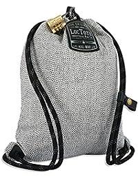 Flak Sack SPORT - Lightweight Theft-Resistant Drawstring Backpack | Lockable | Slash-Resistant | Portable Safe