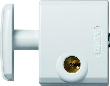 Abus FTS 3002 W EK - Cerrojo de presión para ventana o puerta corredera blanco: Amazon.es: Bricolaje y herramientas