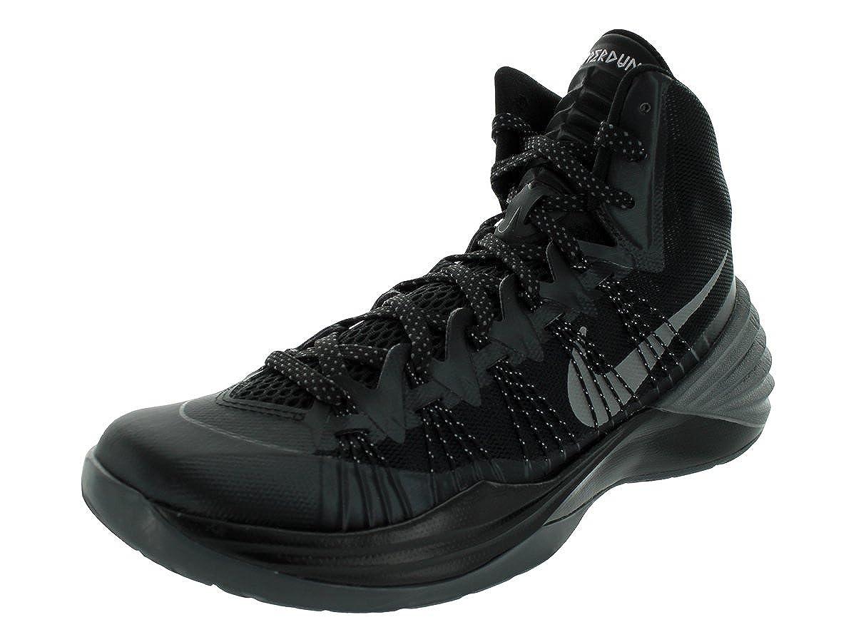 sneakers for cheap fe071 329a5 Nike Hyperdunk 2013 Mens Black Basketball Shoes Size Amazon.co.uk Shoes   Bags