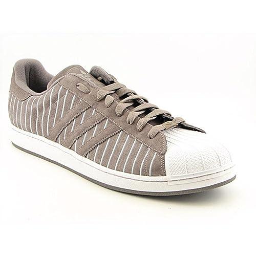 dc59a515ba98f Adidas Originals Men's Superstar II Ps Sneaker, Lava/Lava/Titan Grey ...