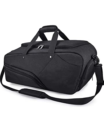 503f99668 Bolsa de Deporte Hombre Bolsas Gimnasio Mujer de Grande Viaje Impermeable  con Compartimento para Zapatos Bolsos