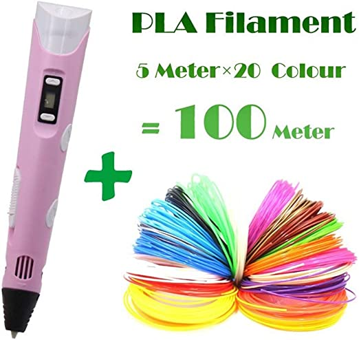 JFCUICAN Impresora 3D Pantalla LCD de Bricolaje de impresión en 3D ...