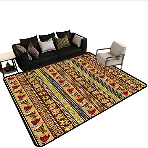 African,Printed Mats for Children Bedroom 80