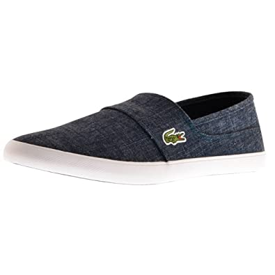 b706819455db6 Navy Mens Lacoste Marice Plimsoll Navy  Amazon.co.uk  Shoes   Bags