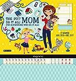 Orange Circle Studio 17-Month 2017 Do It All Magnetic Wall Calendar, Mom's Do It All (Do It All Wall)