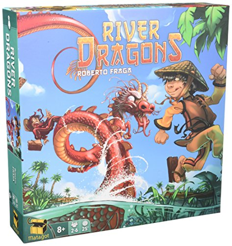 River Dragons Board Game
