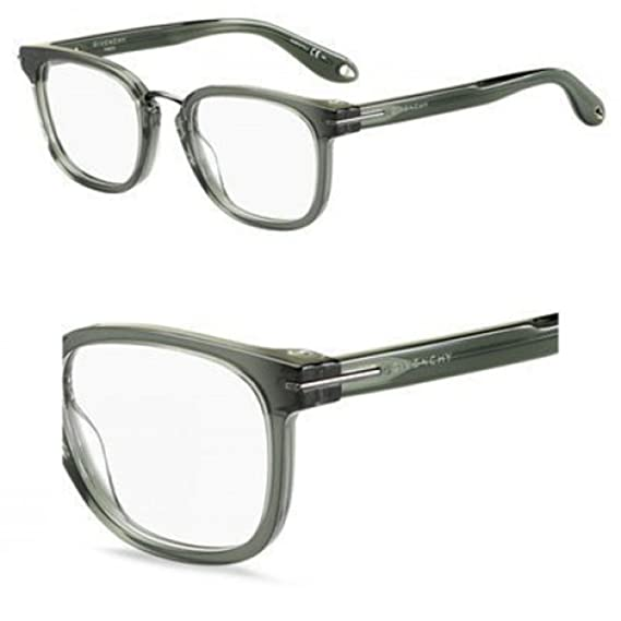 5e8ba276569e Image Unavailable. Image not available for. Colour  Givenchy Men s  Eyeglasses 33 04Rt Transparent Green
