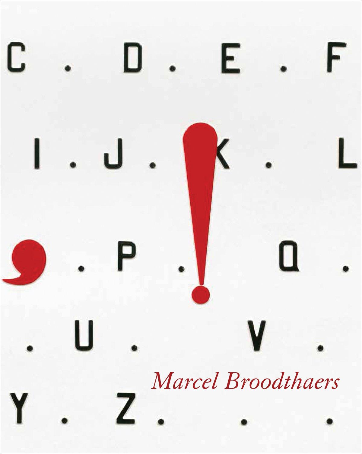 Download Marcel Broodthaers pdf epub