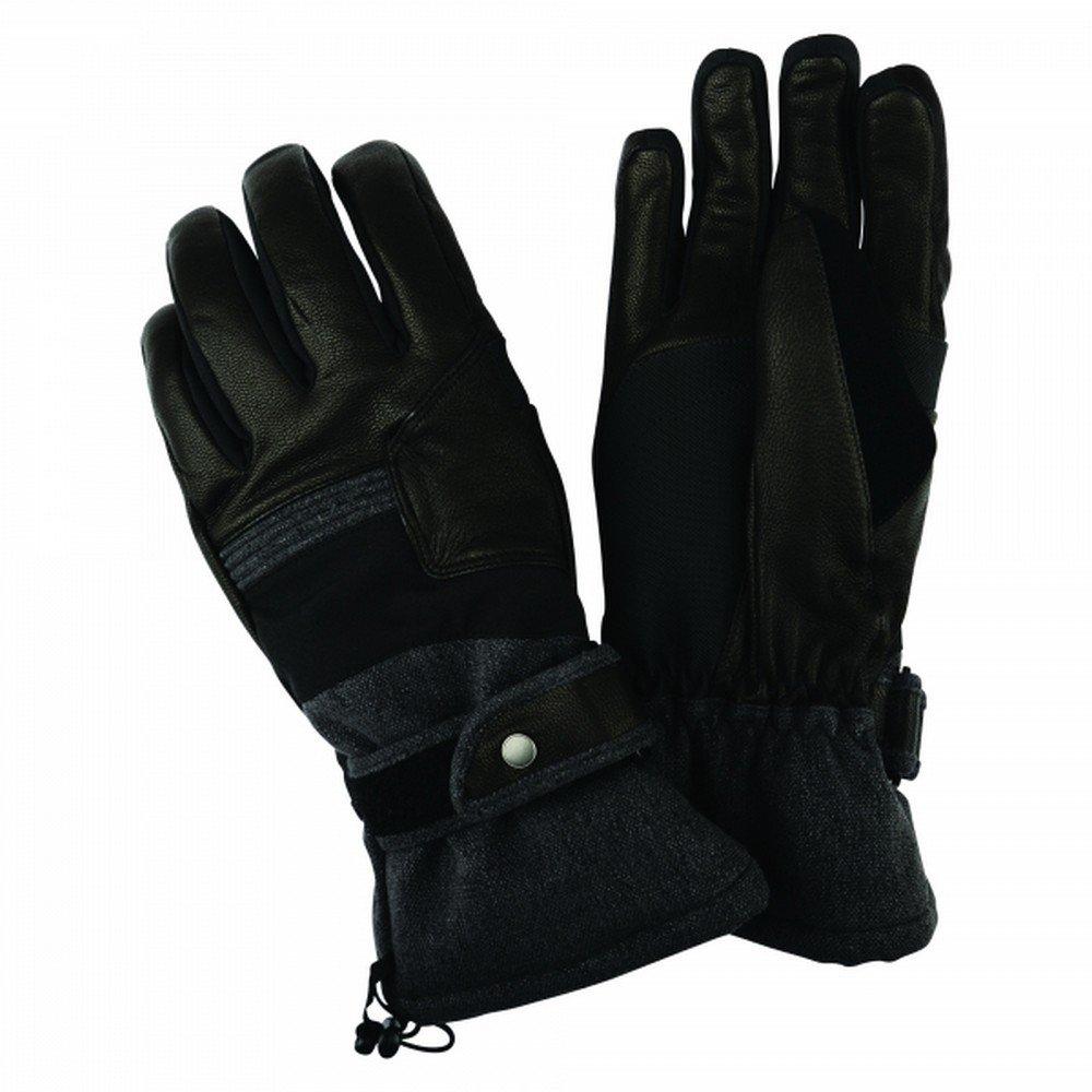 Dare 2b Herren Express Handschuhe, Schwarz
