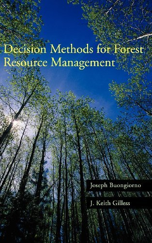 Download Decision Methods for Forest Resource Management Pdf