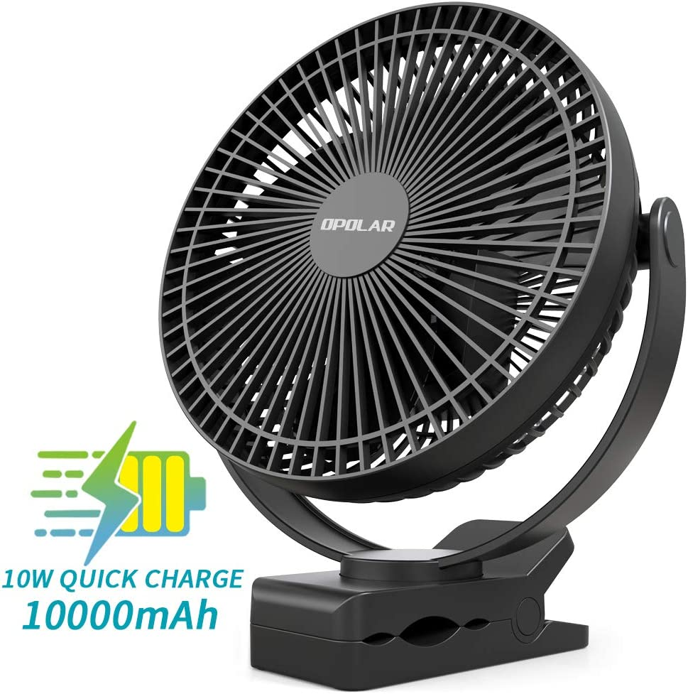Top 11 Best Fan For Baby Stroller (2020 Reviews & Buying Guide) 4