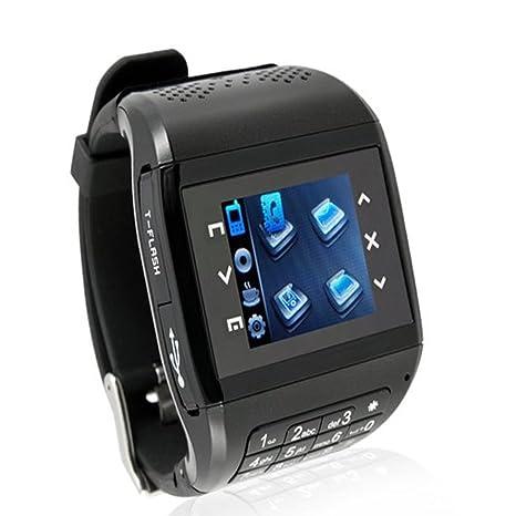 Amazon.com: Unlocked! Q8 GSM quad-band Watch Phone,Unlocked ...