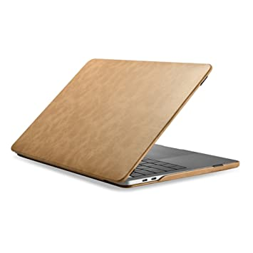 release date: feecc b1ae2 Apple MacBook Pro Leather Case 13 inch, ICARER Detachable Flip Case for  MacBook Pro (2016/2017), 3 Colors - Brown