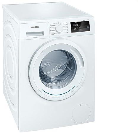 Siemens iQ300 WM14N060 Waschmaschine / 6,00 kg / A+++ / 137 kWh / 1.400 U/min / Schnellwaschprogramm / Nachlegefunktion / 15-