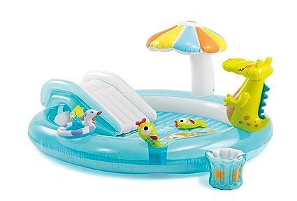 Piscina inflable de cocodrilo Piscina inflable Marine Ball Pool Piscina  infantil Piscina para niños 64a7851aede5