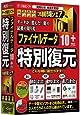 ファイナルデータ10plus 特別復元版 アカデミック