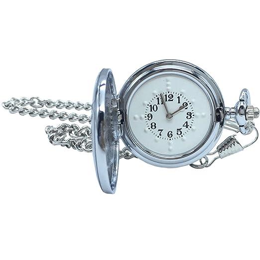 Reloj Braille de Bolsillo para Invidentes o Personas Mayores: Amazon.es: Relojes