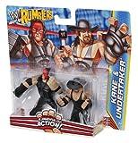 WWE Rumblers Kane and Undertaker Figure 2-Pack