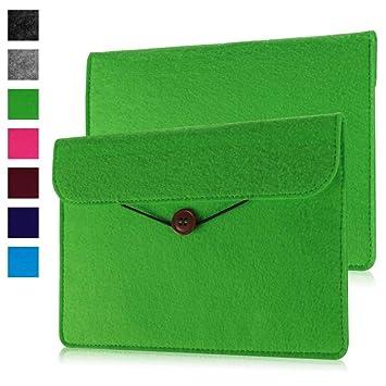 Amazon com: Dreamyth Felt Sleeve Case Protective Cover Bag for