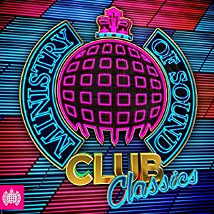 Club classics ministry of sound music for Funky house classics
