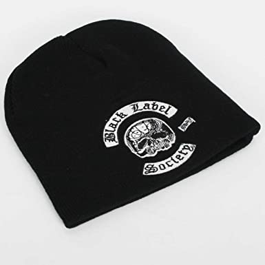 632b802df3db7 Black Label Society - Skully Beanie In Black